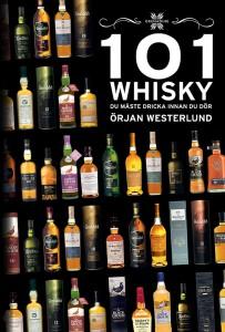 101 Whisky av Örjan Westerlund