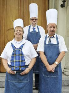 Nynäshamns lag på Coastal Whisky Challenge