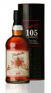 Glenfarclas In Flames Cask Strength 105