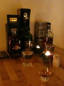 Jura 10 Origin inleder kvällens provning