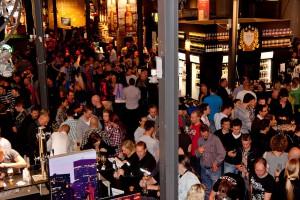 Vimmel på Öl- och Whiskymässan, fler bilder väntas