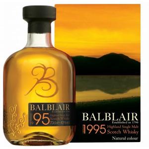 Balblair 1995 Vintage