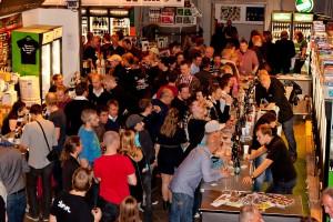 Skönt vimmel från Stockholm Beer & Whisky Festival 2010