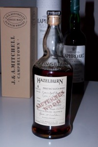 Hazelburn 8 Years Sauternes Wood