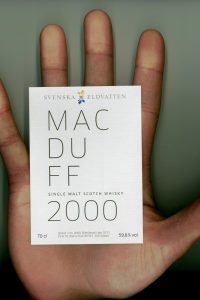 Svenska Eldvattens MacDuff 2000