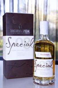 Mackmyra Special 08 - Handplockat