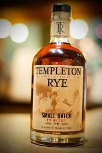 Templeton Rye Small Batch