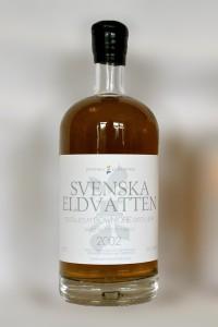 Svenska Eldvatten Bowmore 2002