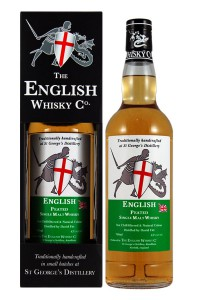 English Whisky Co. Peated (Black Range)