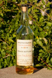Private Bottling 2003 Port Charlotte